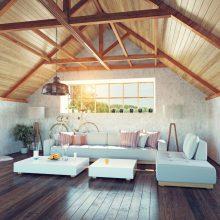 Çatı Katı Dekorasyonu Nasıl Yapılır?