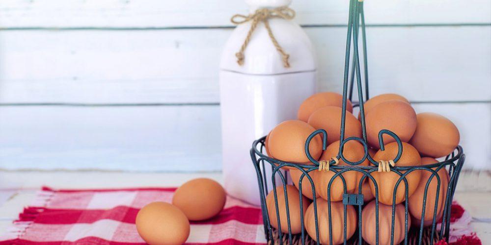 Yumurtaları 3 Ay Taze Saklamak için 3 Basit İpucu